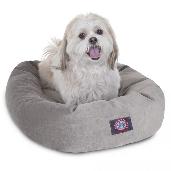 Villa Bagel Dog Bed
