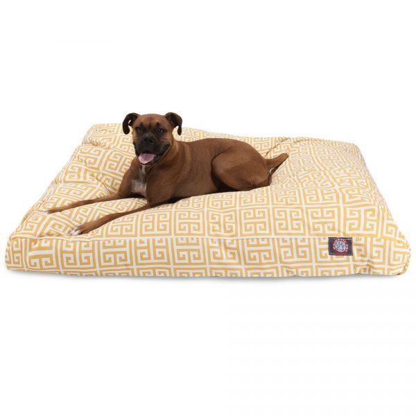Towers Memory Foam Dog Bed Majestic Pet
